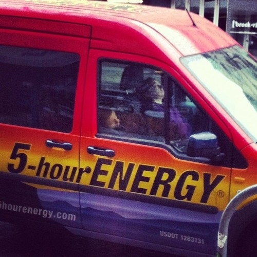 5-Hour Energy FAIL