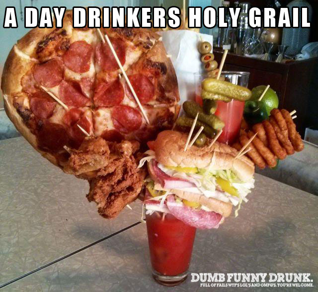 The Day Drinkers Holy Grail