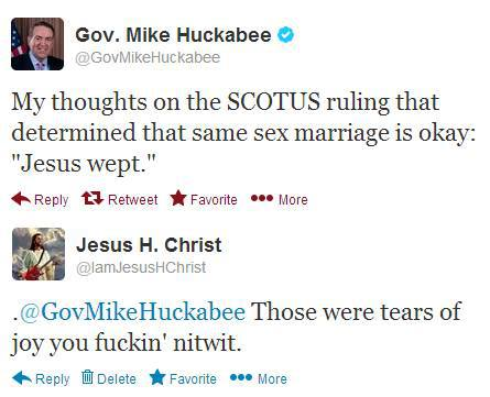 Best Twitter Same Sex Marriage Ruling Response