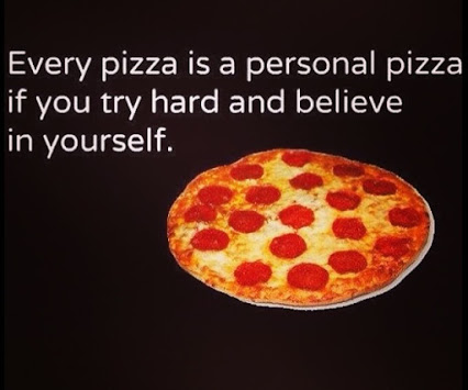 Every Pizza Is Personal