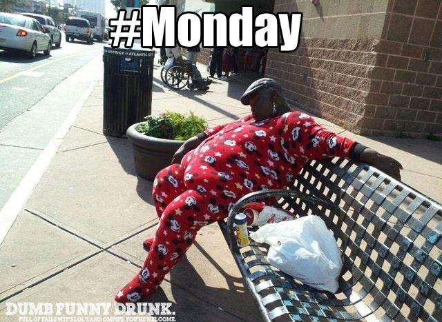 Ugh Mondays