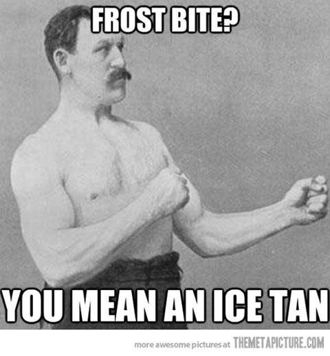 Frost Bite?