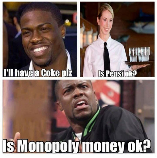 Is Pepsi OK