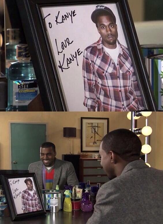 To Kanye Love Kanye