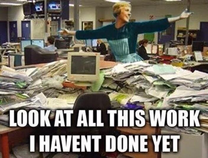 My Life At Work