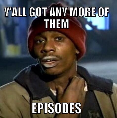 Binge Watching Netflix