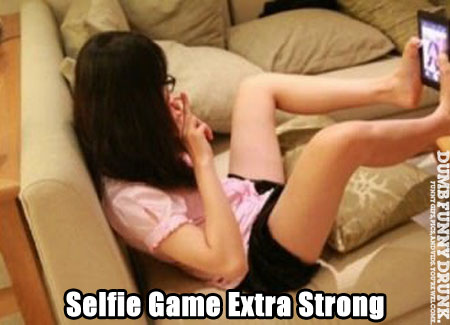 Selfie Game Extra Strong
