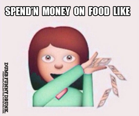Spend'n On Food