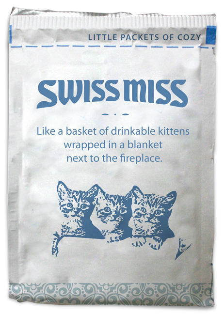 Swiss Miss: Little Packets Of Cozy