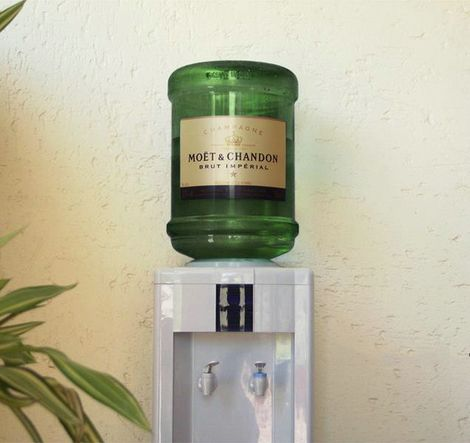 Water Cooler Like A Boss
