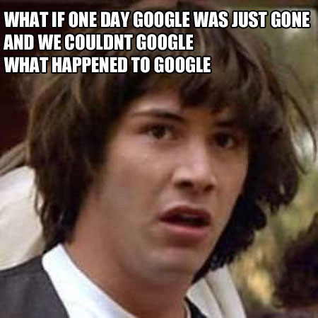 What If Google Disappeared