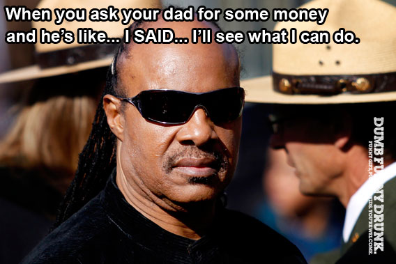 Asking Your Dad For Money