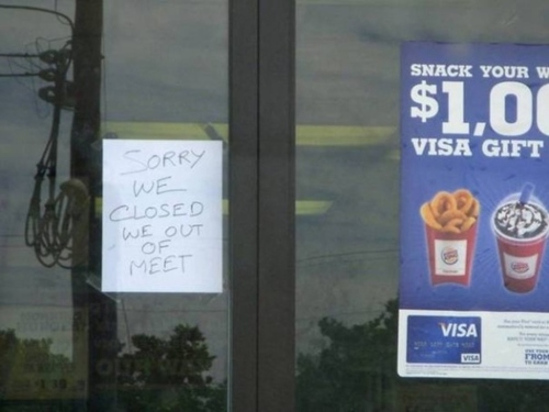 And This Is Why You Work At Burger King