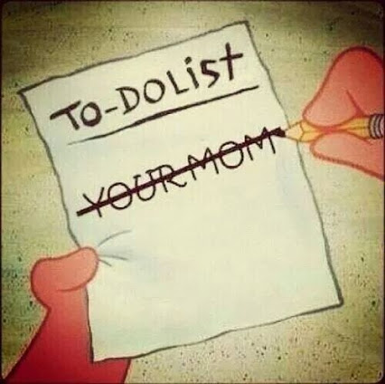 My To-Do List Just Got Shorter